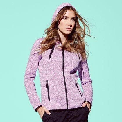 Stedman Active Knit Fleece Women