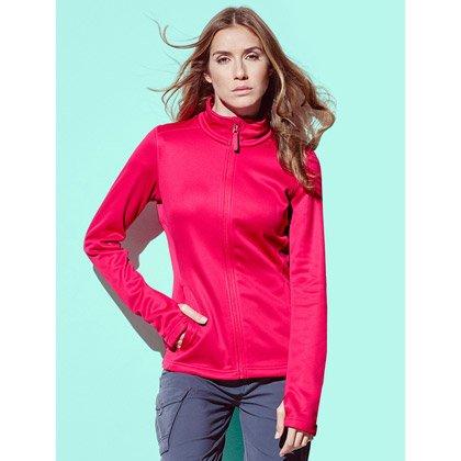 Stedman Active Bonded Fleece Jacket Women