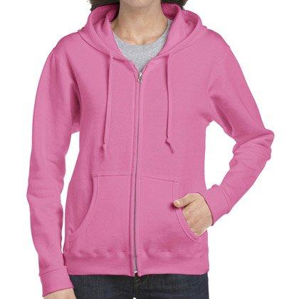 Gildan Heavy Blend Zip Hooded Sweat Women