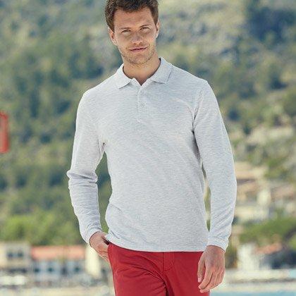FOTL Premium Long Sleeve Polo