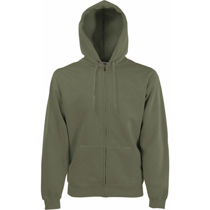 FOTL Premium Hooded Sweat Jacket