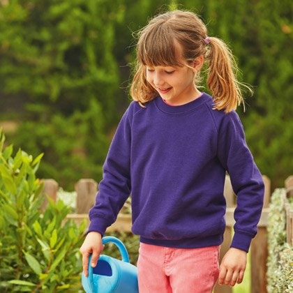 FOTL Kids Premium Raglan Sweat