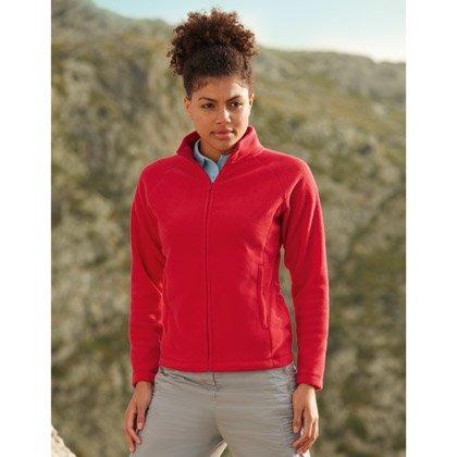 FOTL Lady-Fit Full Zip Fleece