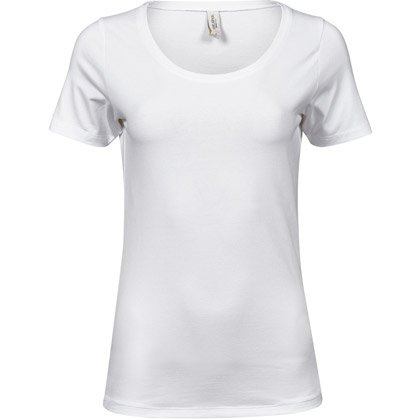 Tee Jays Ladies Stretch Tee