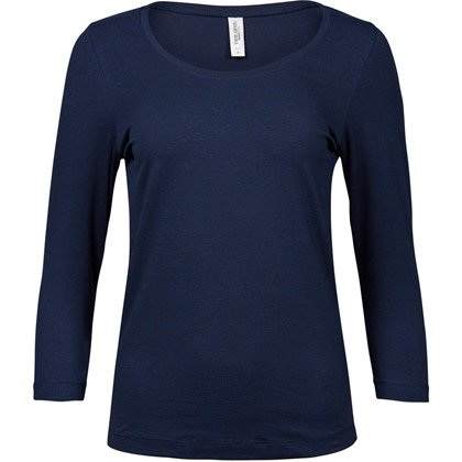 Tee Jays Ladies Stretch 3/4 Sleeve Tee