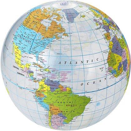Wasserball Globe