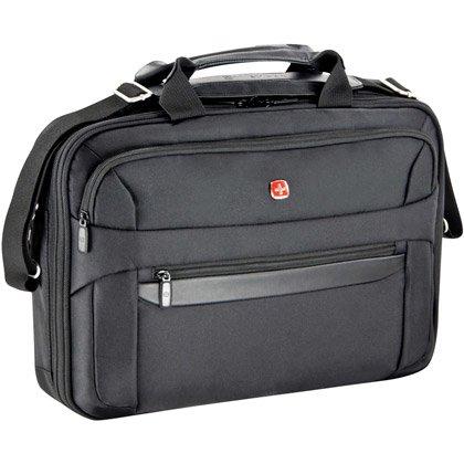 """Wenger Basel Laptop Bag, 17"""""""