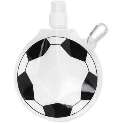 Trinkflasche Football