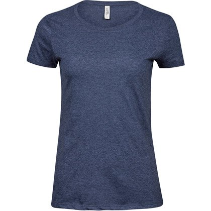 Tee-Jays Urban Melange Ladies Tee