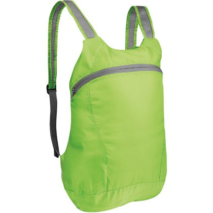 sammenklappelig rygsæk