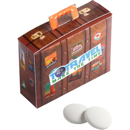 Pfefferminzbox Suitcase