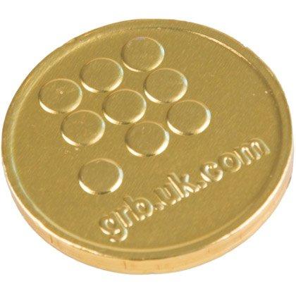 Suklaakolikko Monetas, 36 mm