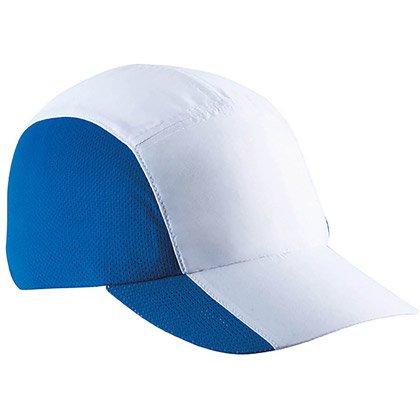 white/ royal blue