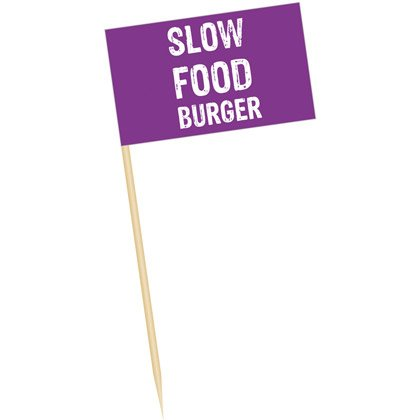 Flagg Burger 100 mm