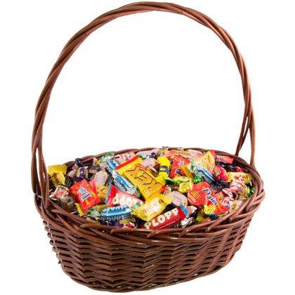 Julkorg Candy Mix, 3500 g