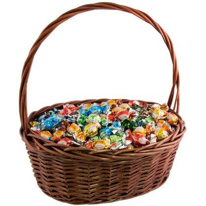 Julekurv Sjokolade Mix, 5000 g
