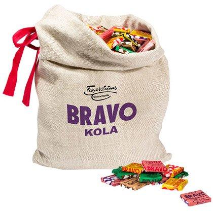 Julesekk Bravo Karamell, 800 g