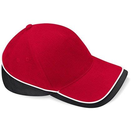 classic red/ black/ white