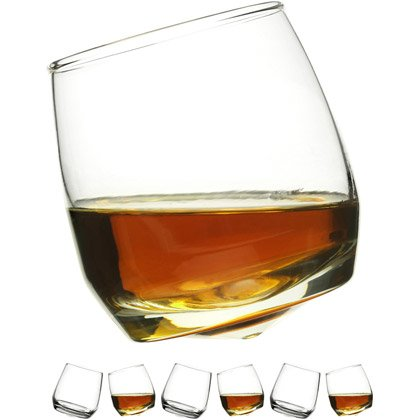 Sagaform Whiskeyglass Bar 6-pack