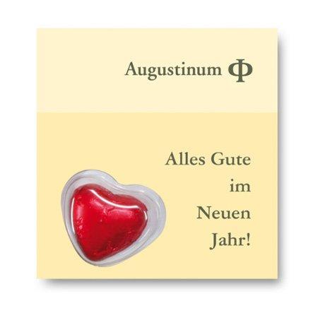 Suklaa Heart Card