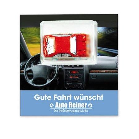 Suklaa Car Card
