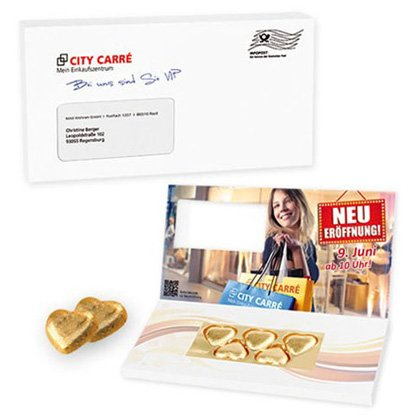 Lindt Heart Mail