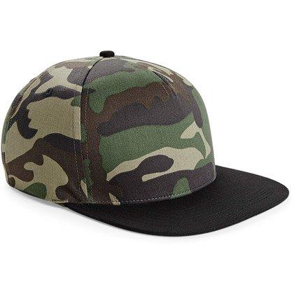 jungle camo/ black