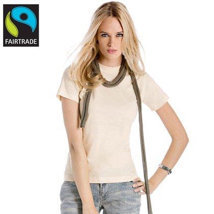 B&C Fairtrade T-Shirt Damen