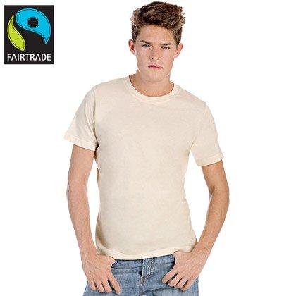 B&C Fairtrade T-Shirt Herren