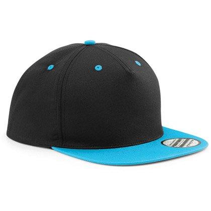 black/ surf blue