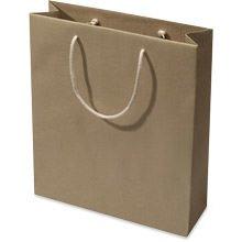 Papiertaschen ohne Druck